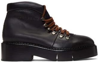 Clergerie Black Celina Boots