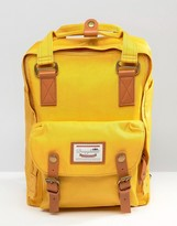 Doughnut Backpack Macaroon In Yellow