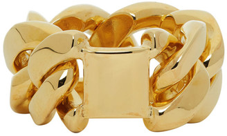 Bottega Veneta Gold Chain Ring