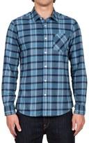 Volcom 'Gaines' Plaid Flannel Shirt