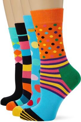Happy Socks Women's Classics Gift Box Socks