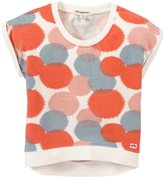 Appaman Rolled Sweatshirt (Toddler/Kid) - Dots-2T