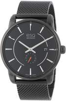 ESQ by Movado ESQ Movado Men's 07301445 Capital Ionic -Plated Steel and Bracelet Dial Watch