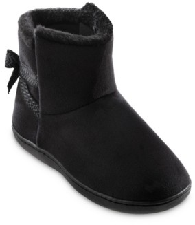 Isotoner Signature Women's Nelly Boot Slippers