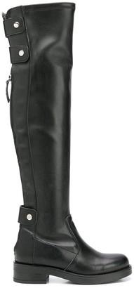 Albano knee-length boots