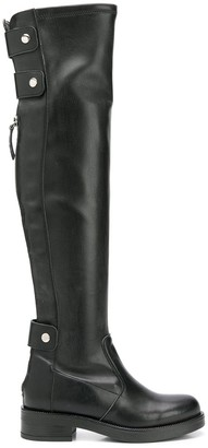 Albano Knee-Length Boots