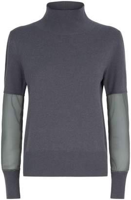 Fabiana Filippi Wool-Cashmere Sweater