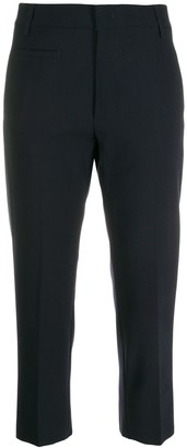 Dondup Tailored Cropped Trousers