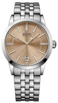 HUGO BOSS 1513134 Stainless Steel Bracelet Strap Sunray Watch One Size Assorted-Pre-Pack