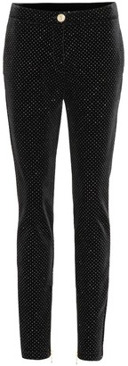 Balmain Ankle-zip pants