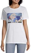 Disney Short Sleeve Graphic T-Shirt- Juniors