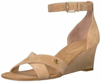 Lauren Ralph Lauren Women's Erinn Heeled Sandal