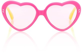 Stella McCartney Heart sunglasses