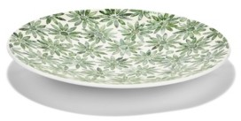 Twos Company Two's Company Daisy Mother of Pearl Decorative Platter