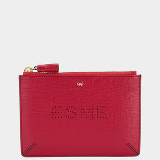 Anya Hindmarch Bespoke Hole Punch Loose Pocket