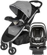Recaro Performance Denali Luxury Performance Coupe Travel System - Granite - One Size