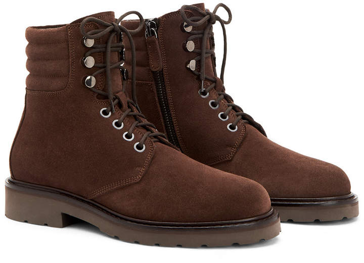 Aquatalia Heath Waterproof Suede Boot