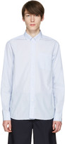 Oamc Blue Staff Shirt