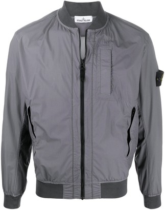 Stone Island Micro Reps bomber jacket