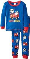 Gerber Little Boys' 2 Piece Cotton Pajama