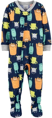 Carter's Toddler Boy Footed Pajamas
