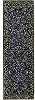 Surya Atlas Dark Slate Blue Rug Rug Size: 5' x 8'