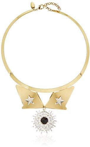 Iosselliani Full Metal Jewels Collar of 14-21cm