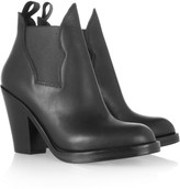 Acne Star leather ankle boots