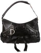 Christian Dior Nylon Ballet Bag