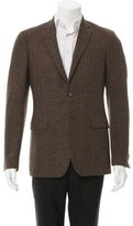 Etro Wool Two-Button Blazer