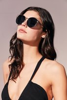 Urban Outfitters Chelsea Metal Cat-Eye Sunglasses