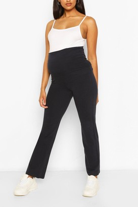 boohoo Maternity Over The Bump Lounge Trouser