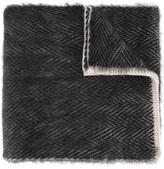 Lardini knitted scarf