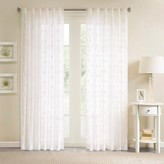 Nobrand No Brand Vera Sheer Embroidered Curtain Panel