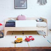 Oeuf Perch Toddler Bed Bed Frame Color: Birch
