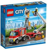 Lego City Fire Utility Truck 60111