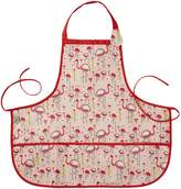 SugarBooger Kiddie Apron, Flamingo