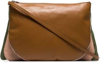Jil Sander sandwich shoulder bag