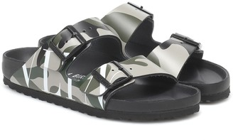 Valentino x Birkenstock Arizona leather sandals