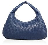 Bottega Veneta Veneta Large Leather Hobo