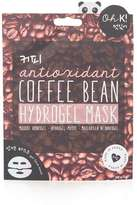 Antidoxidant coffee sheet face mask