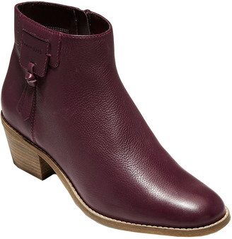 Cole Haan Joanna Leather Bootie