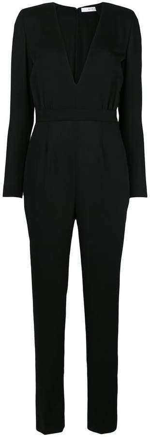Givenchy deep V-neck jumpsuit