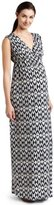 Everly Grey Women's Maternity Jill Maxi Dress