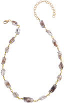 Heather Hawkins Herkimer Crystal Choker