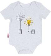 Infant Sookibaby Lights On Bodysuit