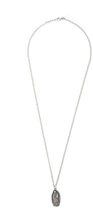 Nialaya Jewelry Our Lady of Guadalupe pendant necklace