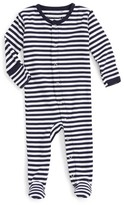L'ovedbaby Infant Boy's Organic Cotton Footie