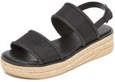 DKNY Shana Slingback Espadrille Sandals