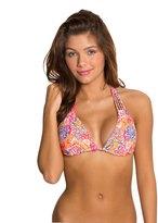 O'Neill Swimwear Citrus Floral Triangle Bikini Top 8118960